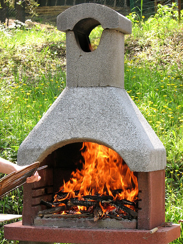 grill-kemence