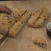 Aszalt paradicsomos mediterrán kenyér