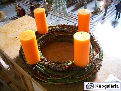 Karácsonyi díszgyártásra tanítanak hétvégén a Néprajziitemprop=