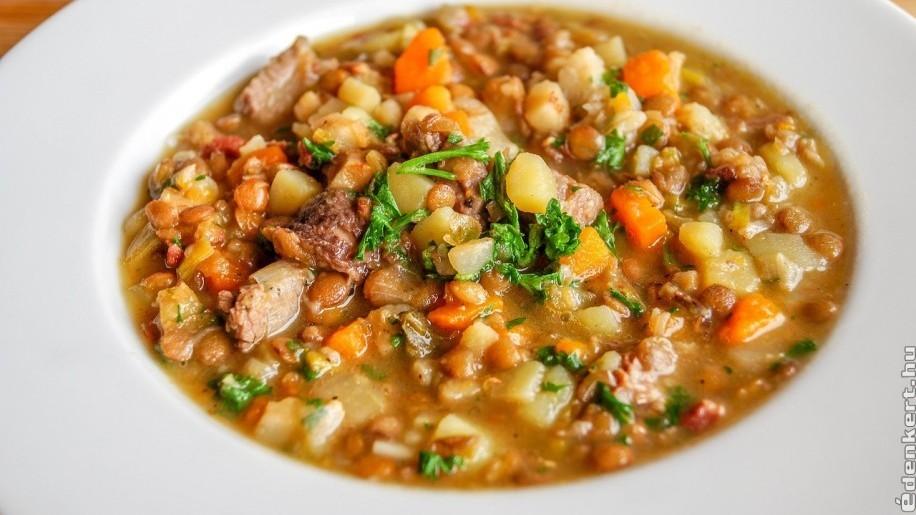 Ne csak szilveszterkor együnk lencsét - diétás és egészséges receptekkel