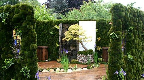 CHELSEA FLOWER SHOW 2007