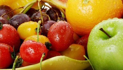 Narancsbőr ellen: gyümölcs!
