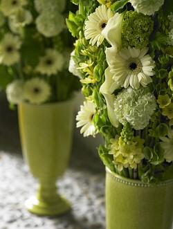 Virágtrend 2008 tavaszra: hangulatteremtő stílus