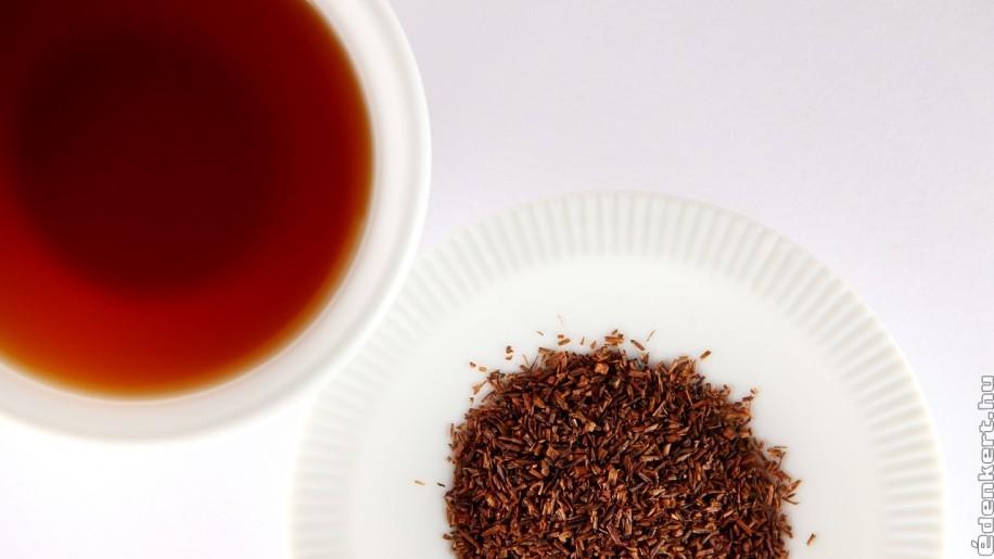 Teával az egészségért: Rooibos, az afrikai vöröstea