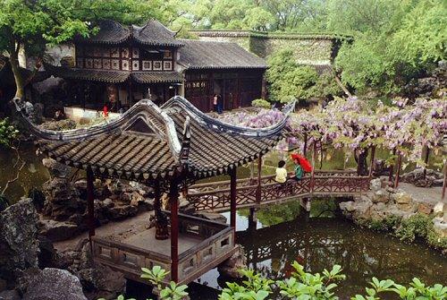 10 kínai magánkert a Világörökség része