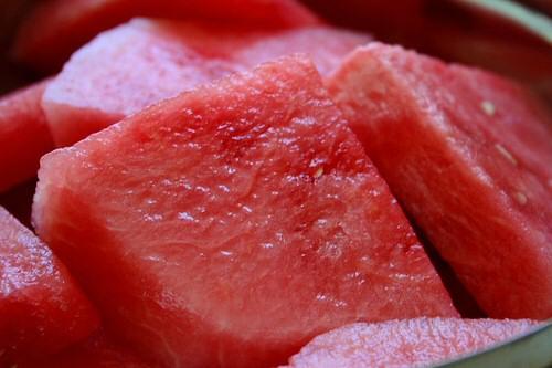 A görögdinnye gazdag likopinban