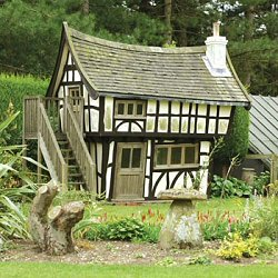 Hogyan tervezz saját játszóházat a kertbe?