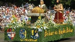 Hétnapos Debreceni Virágkarnevál