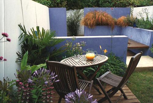 Oázis a betondzsungelben, avagy hogyan tervezzünk városi kertet?