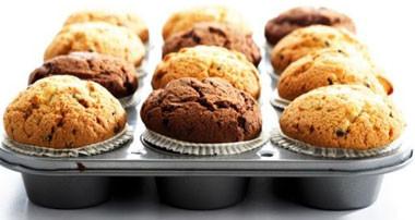 Karácsonyi ajándékötlet: üvegbe zárt muffin