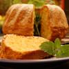 Szerelmi torta: Kókuszos répakuglóf