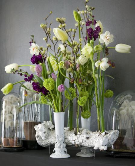 A tavaszi virágtrend kreativitásra ösztönöz