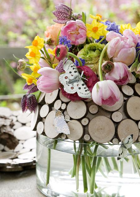 A 2009-es tavaszi virágtrend kreativitásra ösztönöz