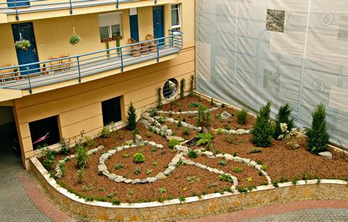 Kertépítés másképp: modern városi kertek
