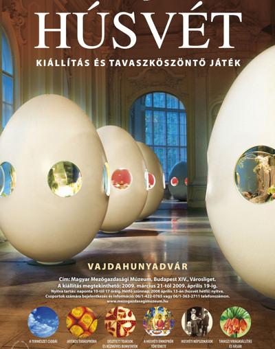 Húsvéti kiállítás: tanuld meg, hogyan készül a hímes tojás!