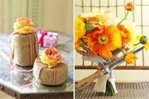 4 ötletes virágdekoráció anyák napjára
