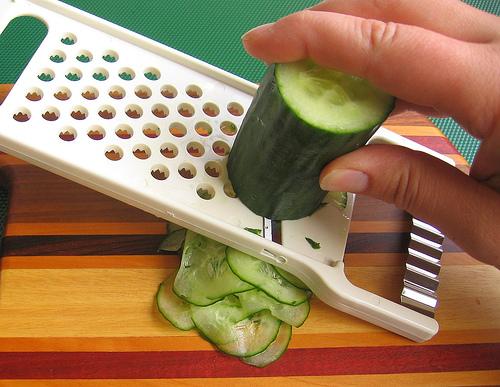 Szépségrükkök a konyhából- az uborka
