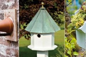 Tegyük a kertünket madárbaráttá - madárodú tippek