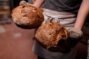 Készítsünk graham kenyeret!