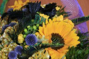 Kevésből nagyszerűt, okosan - avagy a csodálatos virágcsokrok