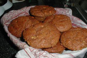 Tökös muffin
