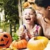 Halloween-tök és dekorációk- tökfaragás