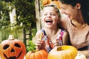 Halloween tökfaragás lépésről-lépésre