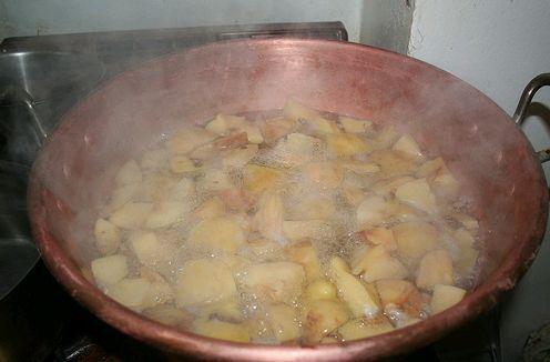 birsalma főzés