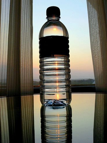 Víz az ablakban