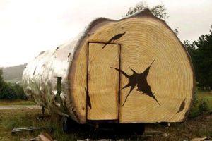Készítsünk fából lakókocsit!