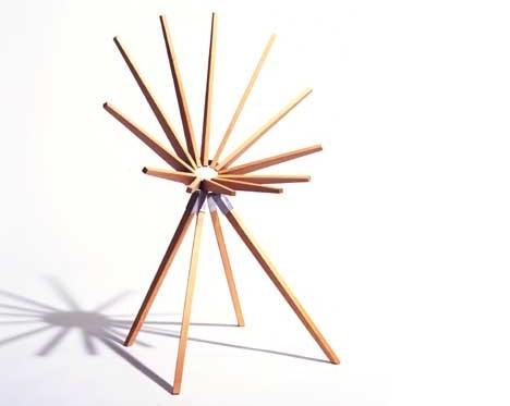 Pálcika szék