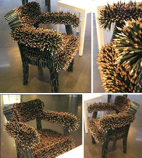 ceruza szék