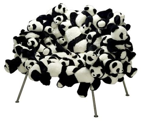 Panda szék
