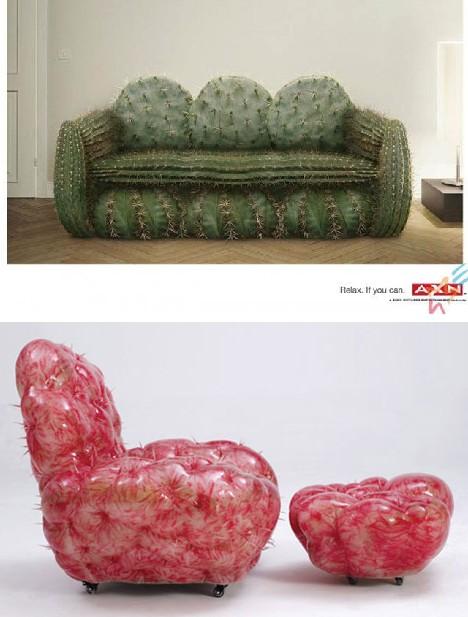 Kaktusz szék
