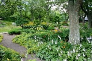 Hogyan építsünk járdát a kertben?