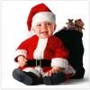 A 10 legcukibb karácsonyi dekoráció - babákkal!
