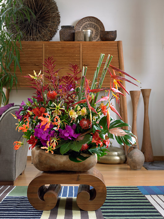 Afrikai virágcsokor