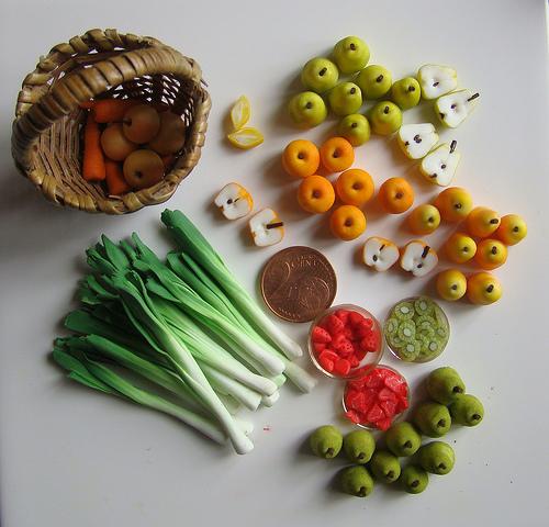 Mini zöldségek