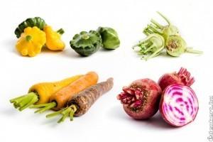 Bébi zöldségek: a méret a lényeg, és a kicsi a nyerő