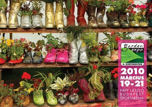 Gartenexpo kiállítás 2010