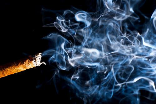 szivarfüst
