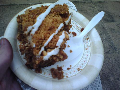 zabpelyhes sütemény