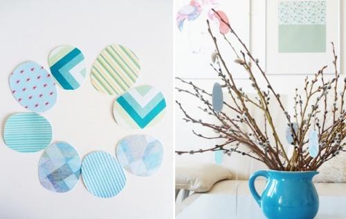 húsvéti barka dekorációs ötletek