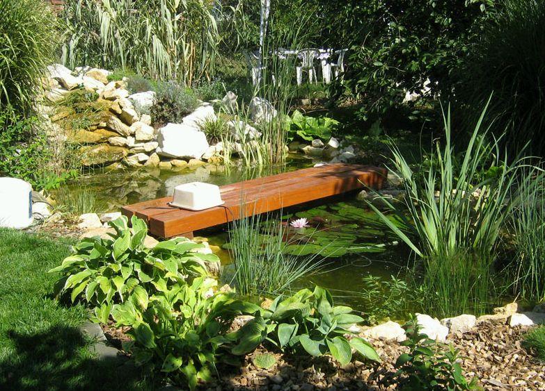 Kerti tó 2 durucz kert