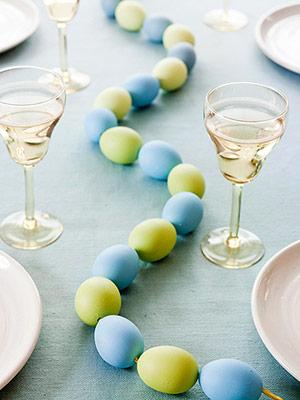 tojás dekoráció