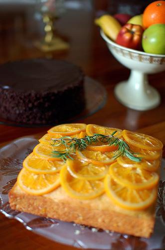 narancslepény