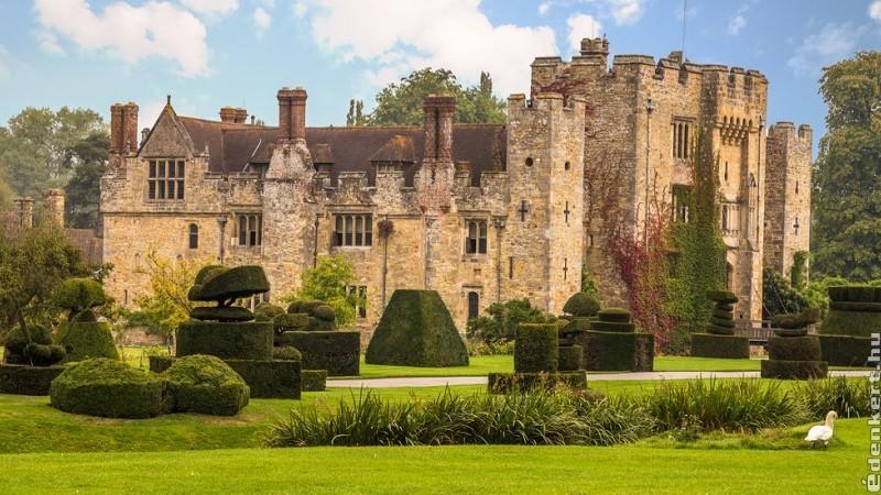 Csodálatos tavaszi angol kertek és kastélyok