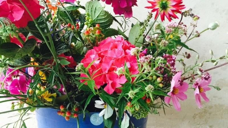 Válasszunk vágott virágnak alkalmas növényeket kertünkbe!