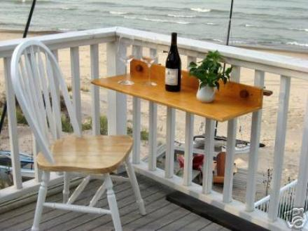 kis asztal teraszra