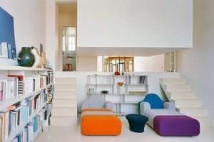 Hálószoba a csillár helyén! - ötletek apró lakások berendezéséhez